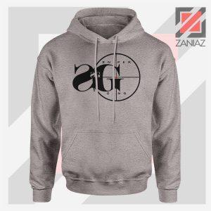 Sniper Gang Music Design Grey Jacket