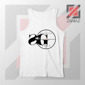 Sniper Gang Music Design Tank Top