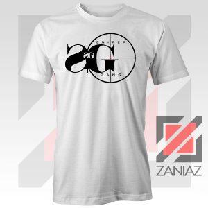 Sniper Gang Musical Design Tshirt