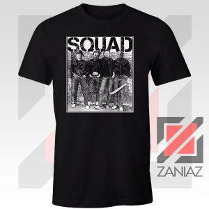 Squad Movie Killer Limited Tshirt