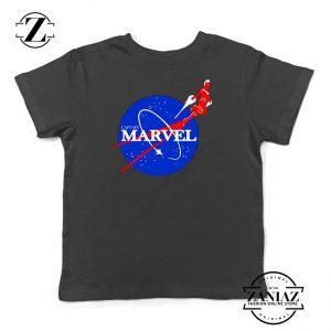 The Marvels 2 Nasa Parody Kids Tee