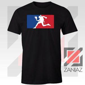 The Pan PUBG Parody NBA Black Tshirt