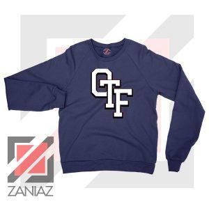 The Voice Album OTF Navy Sweatshirt