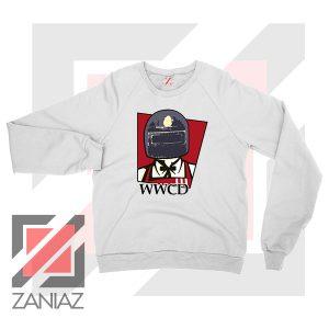 War KFC Chicken Parody Sweater