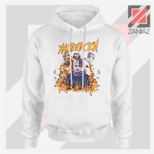 XXXtentacion Revenge White Jacket