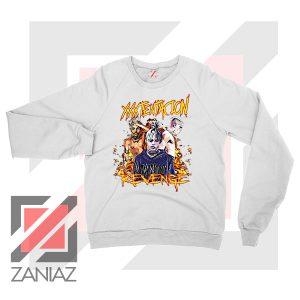XXXtentacion Revenge White Sweatshirt