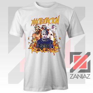 XXXtentacion Revenge White Tshirt