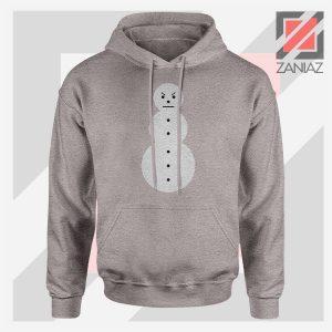 Young Jeezy Symbol Design Grey Hoodie