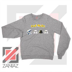 Pac Game Wars Series Sport Grey Sweatshirt